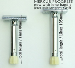 Merkur Adjustable Head Double Edged Razor
