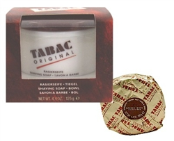Tabac Shaving Soap Bowl and Refill