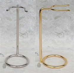 Medium High Wire Stand for Shaving Brushes