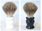Pure Badger Stylish Handle Shaving Brush