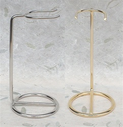 High Wire Large Fork Stand for Shaving Brushes