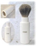 Turnback Pure Badger Travel Brush