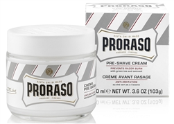 Proraso Pre-Post Shave Cream Green Tea - Sensitive