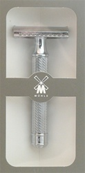 Double Edge Razor - Chrome Traditional Safety Razor
