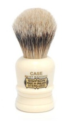 Simpsons Case Best Badger Brush