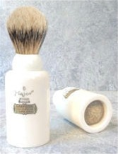 Simpsons Major Turn Back Best Badger Travel Brush