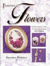 Flowers Forever - pressed flower information and inspiration