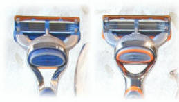 Fusion Cartridge Razor