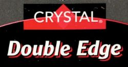 Crystal Double Edge Blades