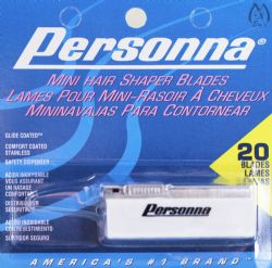Personna Injector Razor Blade - 20 Pack