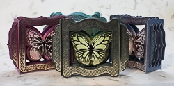 Butterfly Echo Greeting Card