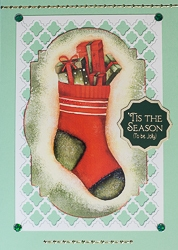 Christmas Holiday Greeting Card - rc-5