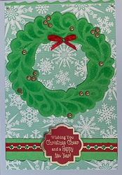 Christmas Holiday Greeting Card - rc-6