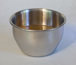 Stainless Steel Palm Bowl
