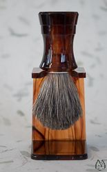 Pure Badger Havanna Handle Shaving Brush
