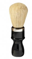 Omega Professional Black Handle Boar Shaving Brush