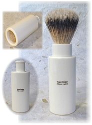 Turnback Super Badger Travel Brush