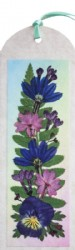 Photo-Real Pressed Flower Bookmark - 4