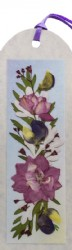 Photo-Real Pressed Flower Bookmark - 5