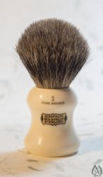 Simpsons Eagle G3 Pure Badger Brush