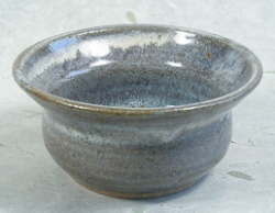 Crystal Fired Shaving Lather Bowl