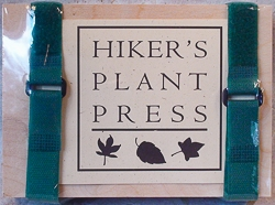 "5"" X 7"" Hiker Plant Press for Pressed Flowers"