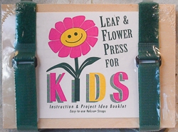 "5"" X 7"" Leaf and Flower Press for Kids"