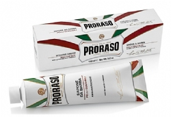 Proraso Shaving Cream White Tube - Sensitive